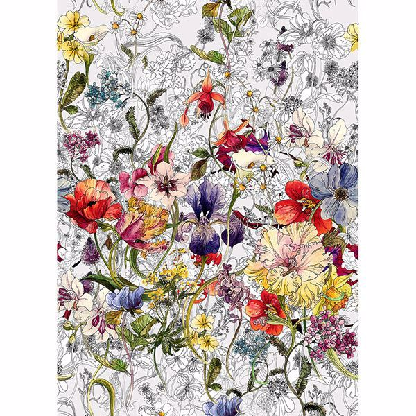 Picture of Flora Wall Mural
