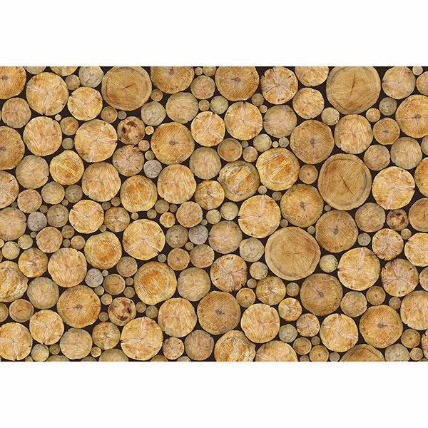 Picture of Logs Wall Mural