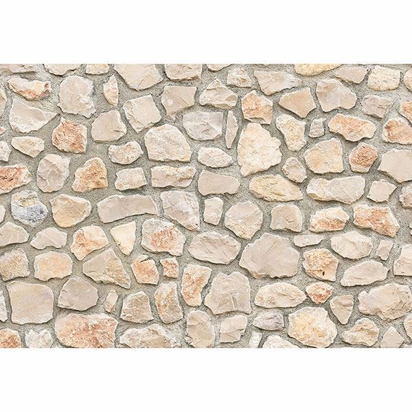 Picture of Natural Stone Wall - Wall Mural
