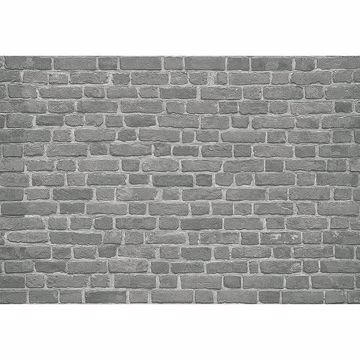 Picture of Brick Wall Black Wall Mural