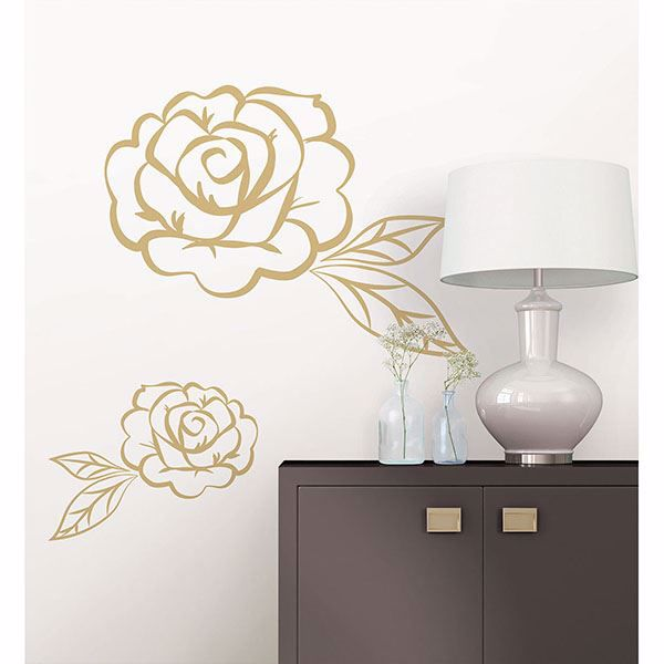 Picture of Stay Rose Wall Art Kit