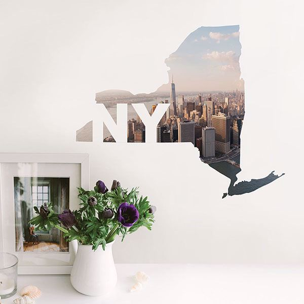 Picture of New York Wall Art Kit