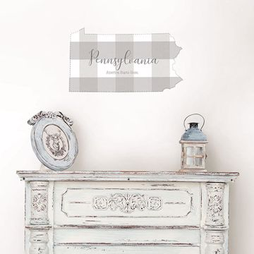 Picture of Pennsylvania Wall Art Kit