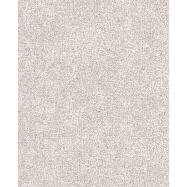 Picture of Agata Light Grey Linen Wallpaper