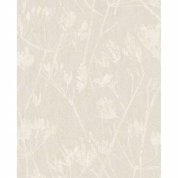 Picture of Jens Cream Branches Wallpaper