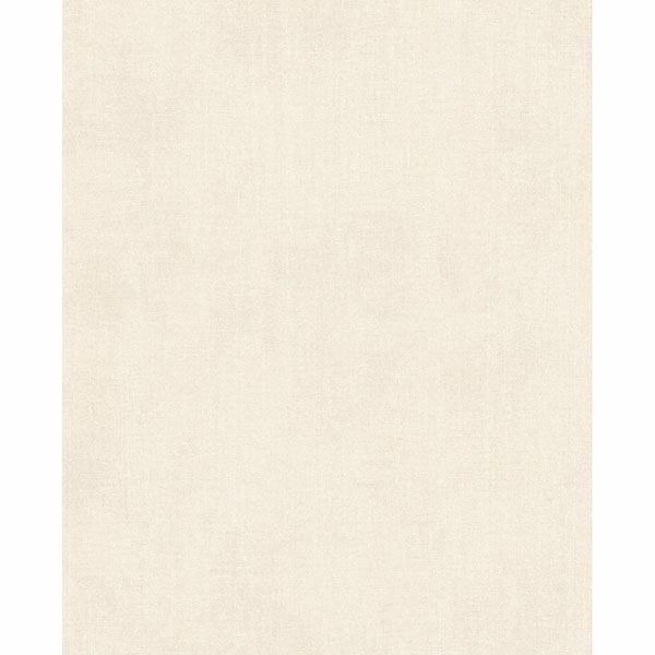 Picture of Agata Eggshell Linen Wallpaper