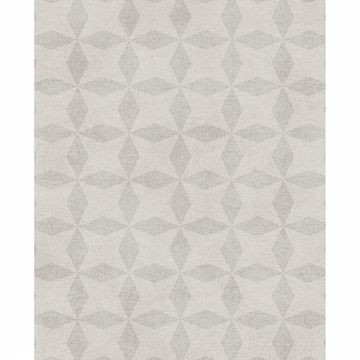 Picture of Frey Light Grey Geometric Wallpaper