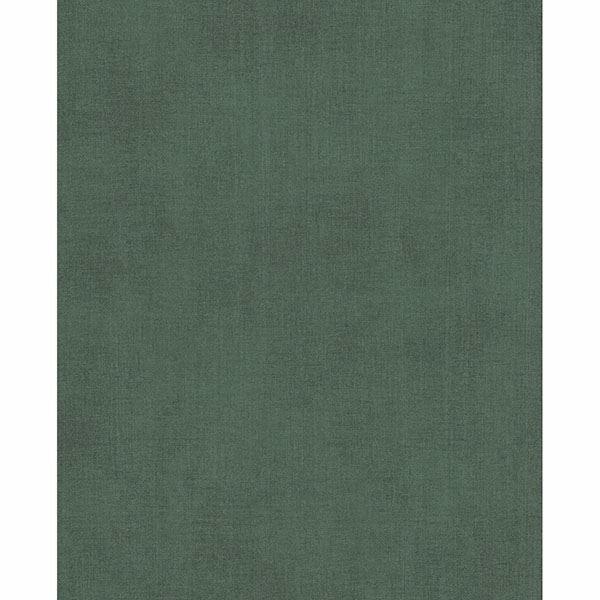Picture of Agata Green Linen Wallpaper