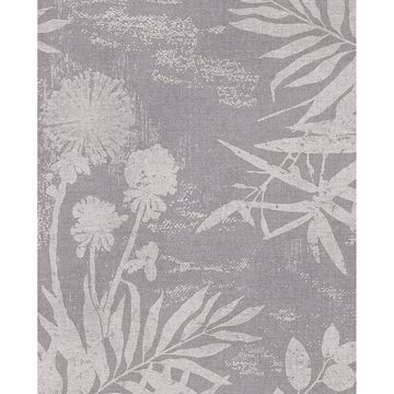 Picture of Hedda Mauve Botanical Wallpaper