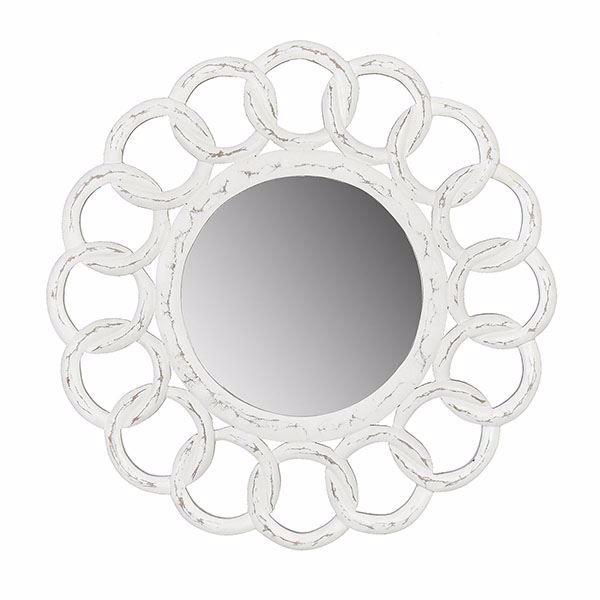 Picture of Dunn White Link Mirror