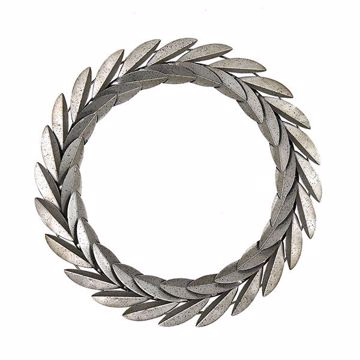 Picture of Passey Pewter Metal Wreath