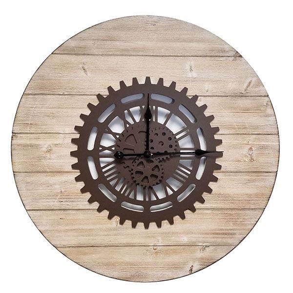 Picture of Gearz Industrial Clock