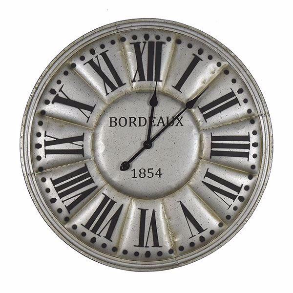 Picture of Pherius Tin Clock