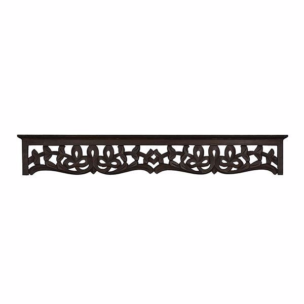 Picture of Seth 36 Inch Brown Decorative Shelf
