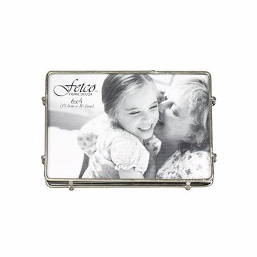 Picture of Franco Pewter 6x4 Press Picture Frame
