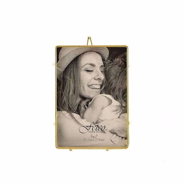 Picture of Franco Gold 5x7 Press Picture Frame