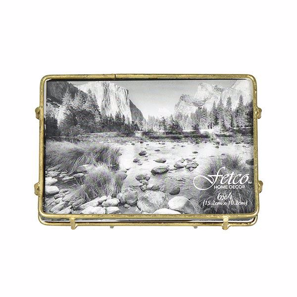 Picture of Franco Gold 6x4 Press Picture Frame