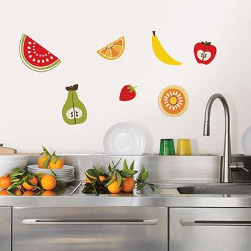 Picture of Tutti Frutti Wall Art Kit