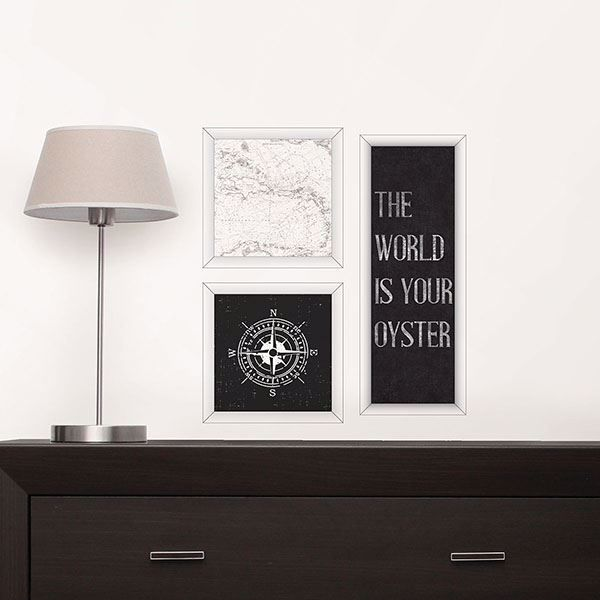 Picture of The World Gallery Wall Art