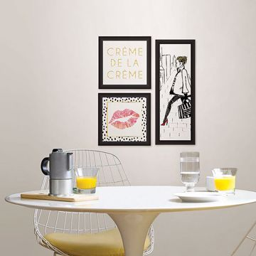 Picture of Parisian Chic Gallery Wall Art