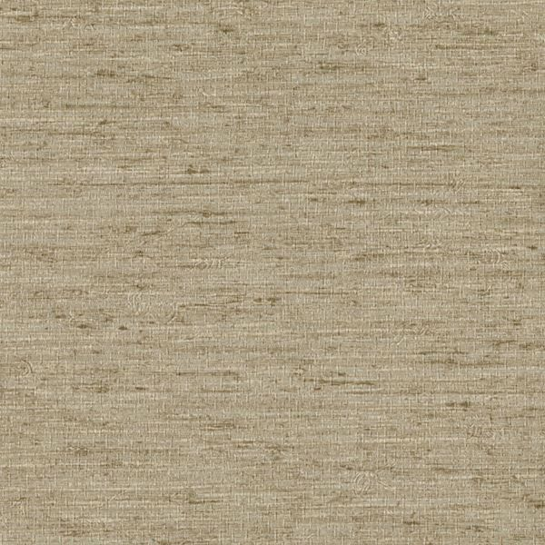 Picture of Everest Gold Faux Grasscloth Wallpaper
