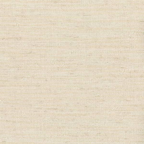 Picture of Everest Cream Faux Grasscloth Wallpaper