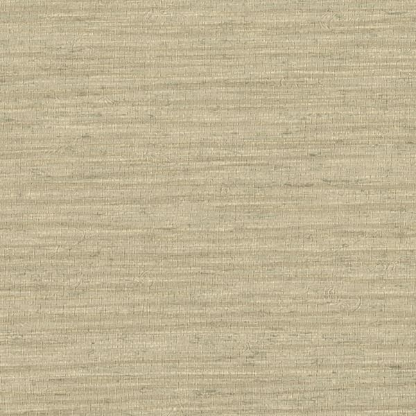 Picture of Everest Khaki Faux Grasscloth Wallpaper