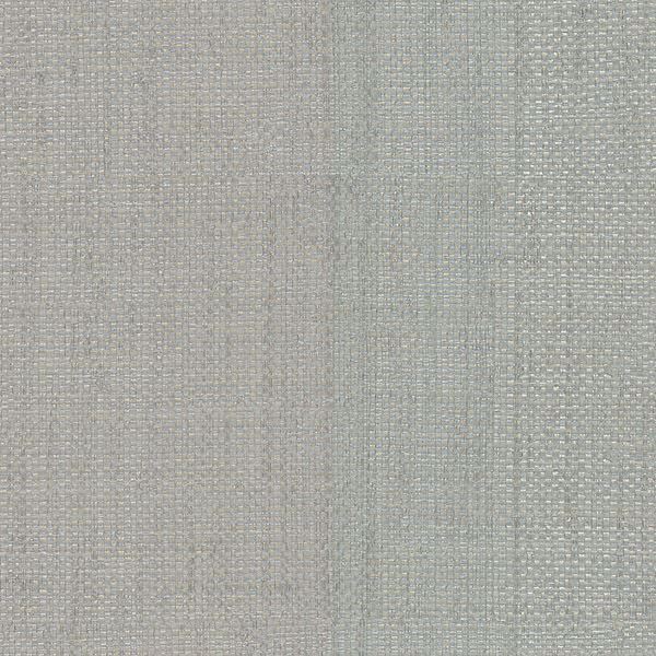 Picture of Caviar Silver Basketweave Wallpaper