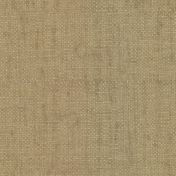 Picture of Caviar Khaki Basketweave Wallpaper