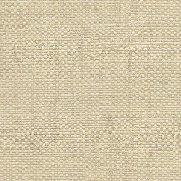 Picture of Caviar Cream Basketweave Wallpaper