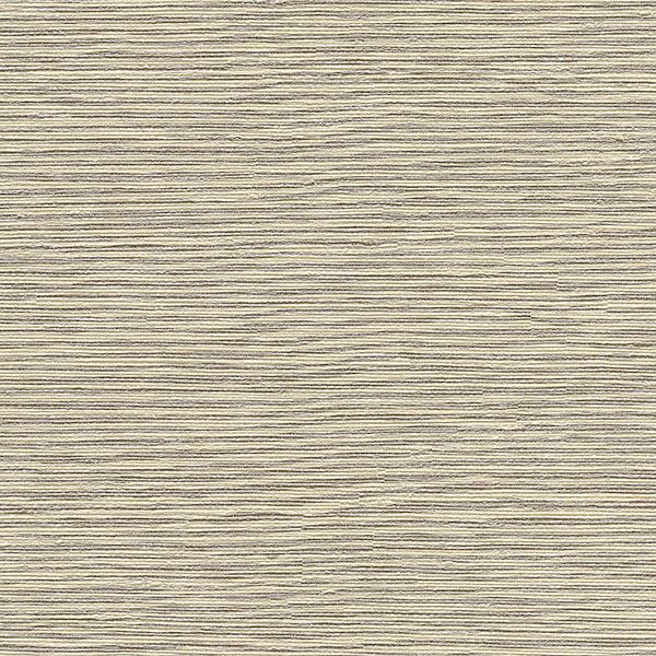 Picture of Mabe Beige Faux Grasscloth Wallpaper