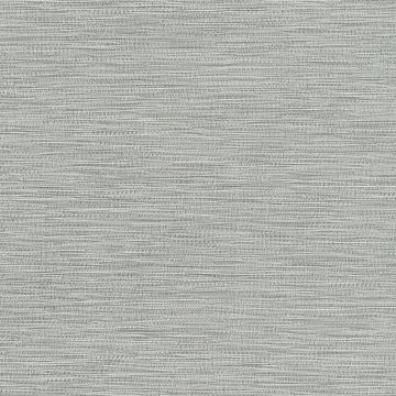 Picture of San Paulo Grey Horizontal Weave Wallpaper