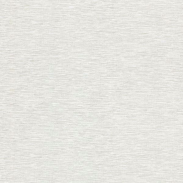 Picture of San Paulo Light Grey Horizontal Weave Wallpaper