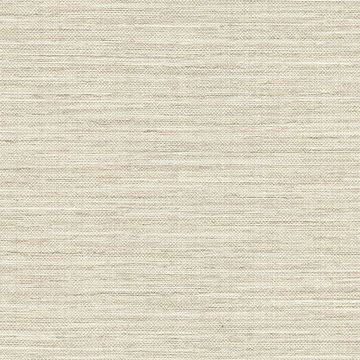 Picture of Bay Ridge Neutral Linen Texture Wallpaper
