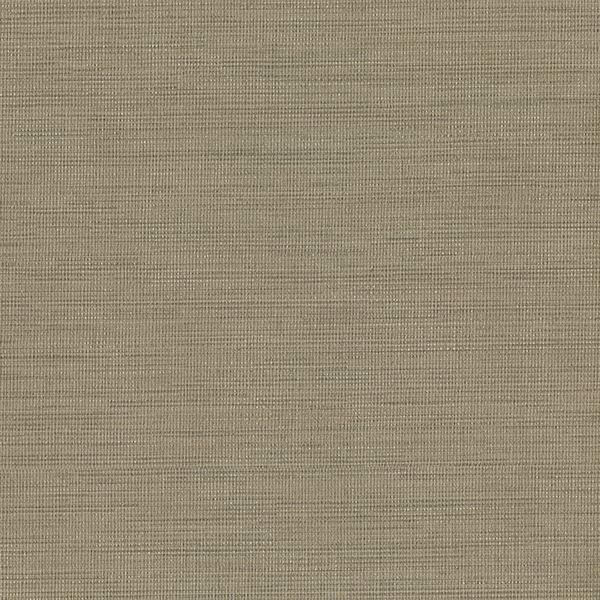Picture of Cape Town Brown Faux Silk Wallpaper