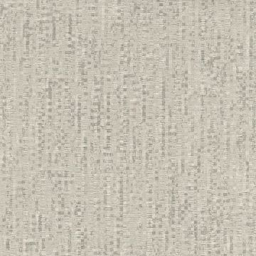 Picture of Pizazz Taupe Faux Paper Weave Wallpaper