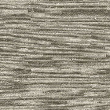 Picture of Aspero Taupe Faux Silk Wallpaper