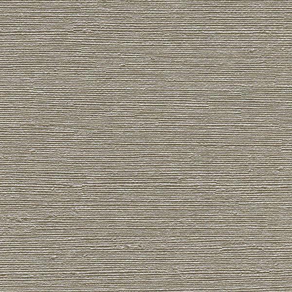 Picture of Aspero Taupe Faux Silk Wallpaper