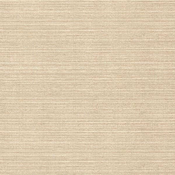 Picture of Oscar Beige Faux Fabric Wallpaper