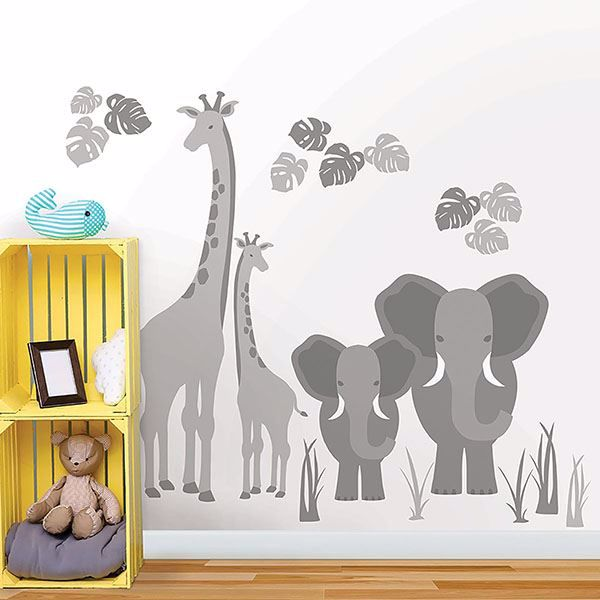 Picture of Wild About You Wall Art Kit