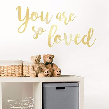 Picture of You Are So Loved Wall Quote Decals
