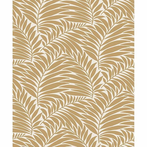 Picture of Myfair Wheat Leaf Wallpaper