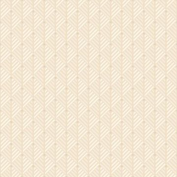 Picture of Opera Cream Geometric Wallpaper