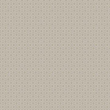 Picture of Ambassador Grey Geometric Wallpaper