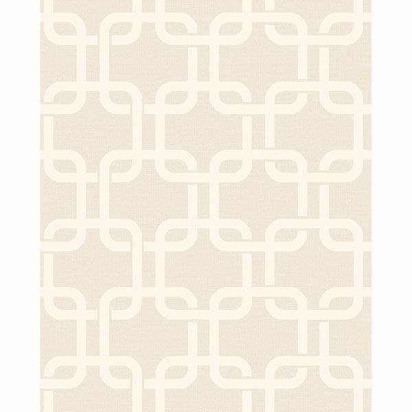 Picture of Waldorf Ivory Links Wallpaper