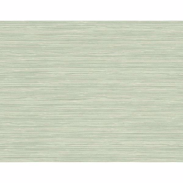 Picture of Bondi Seafoam Grasscloth Texture Wallpaper
