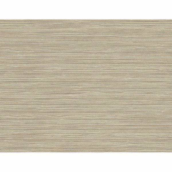 Picture of Bondi Beige Grasscloth Texture Wallpaper