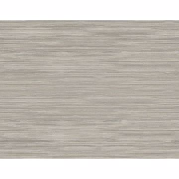 Picture of Bondi Grey Grasscloth Texture Wallpaper