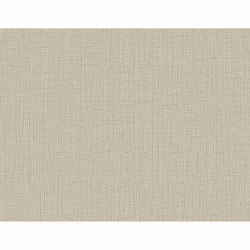 Picture of Oriel Light Brown Fine Linen Wallpaper