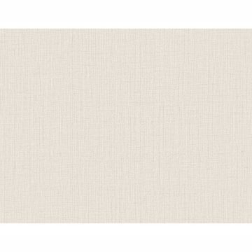 Picture of Oriel Cream Fine Linen Wallpaper